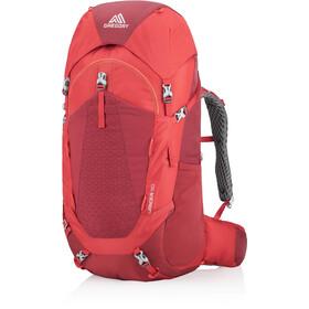 Gregory Wander 50 Backpack fiery red